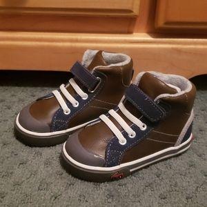 See Kai Run Leather size 6 Toddler Shoe BRAND NEW